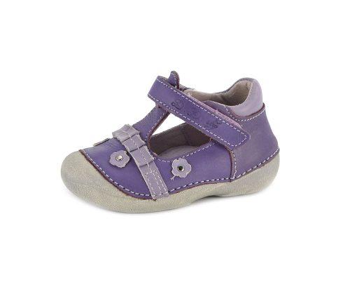 D.D. Step kislány szandálcipő/balerina lila, 22-ES (015-110a ) - AKCIÓS