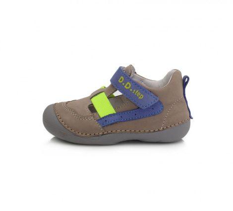 D.D. Step kisfiú szandálcipő, homok színű, 20,22 (015-202)