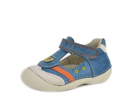 D.D. Step kisfiú szandálcipő vkék, 20-as(015-96a)