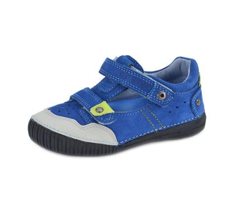 D.D. Step fiú szandálcipő, kék - 28,30 (036-59a) - AKCIÓS