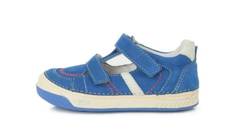 D.D. Step fiú szandálcipő, kék - 25-30 (040-413B) - AKCIÓS