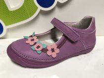D.D. Step lány tavaszi/nyári szandálcipő, lila - 25,26 (046-612BM) - AKCIÓS