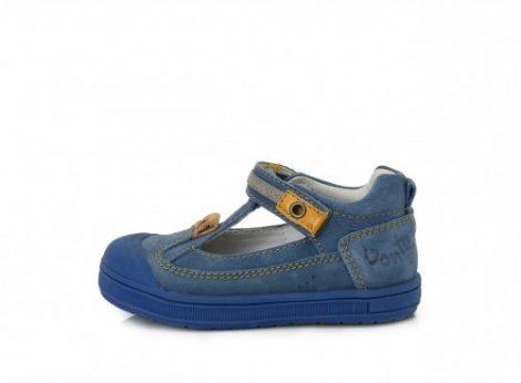 Ponte20 fiú szupinált bőr szandálcipő, kék, 22-27 (DA06-1-321A) AKCIÓS